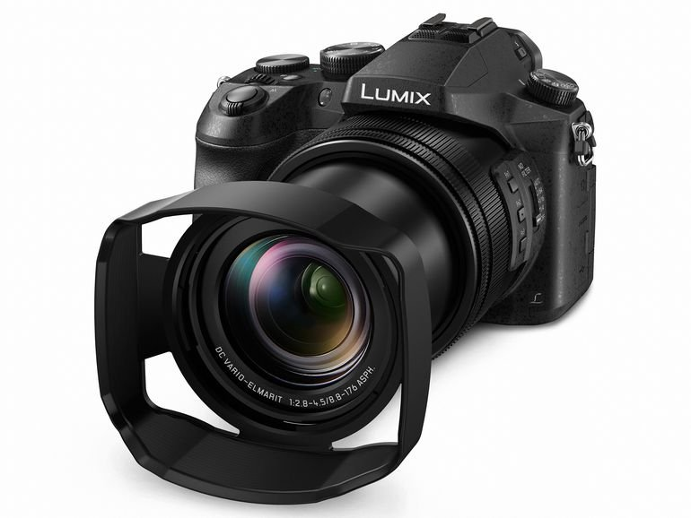 Panasonic Lumix FZ2500 with Hood