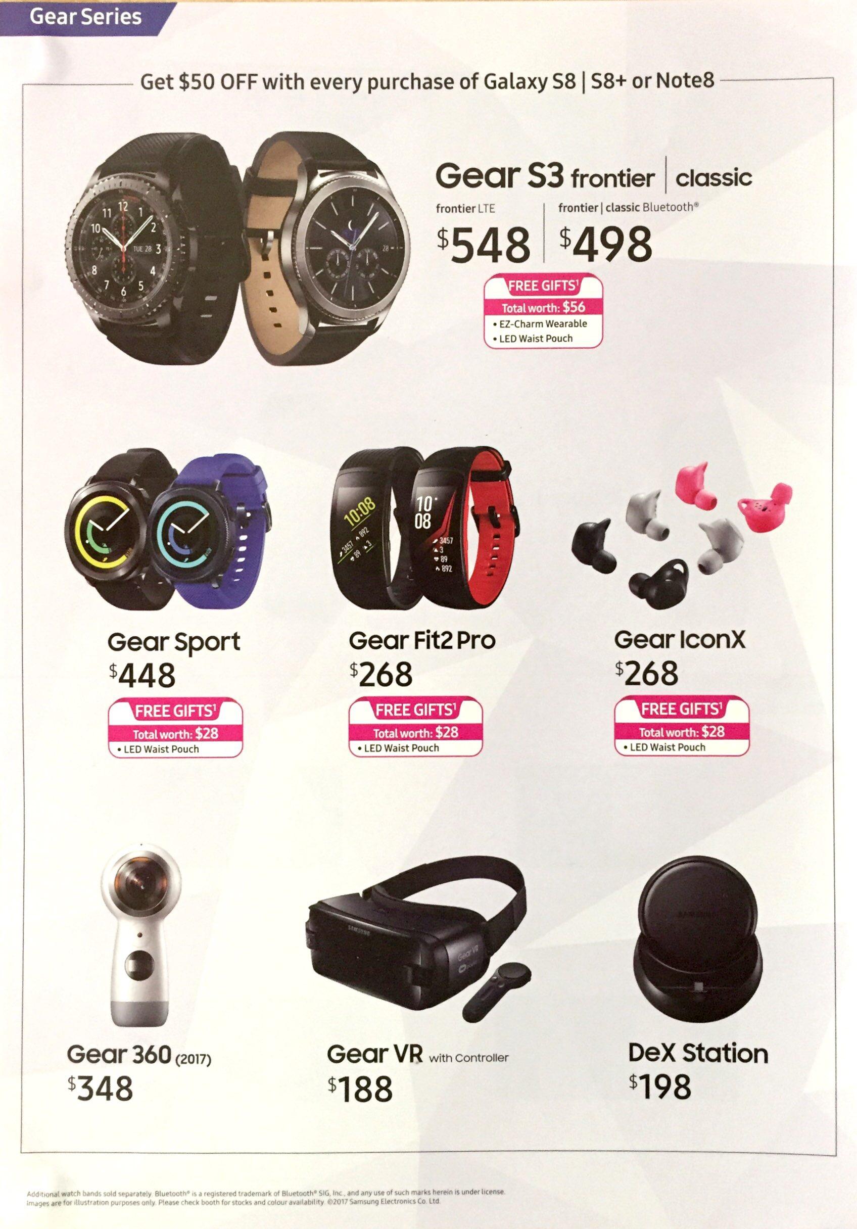 Samsung Deals @ SITEX 2017 | Brochure pg3