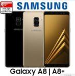 Samsung Galaxy A8 and A8+