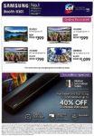 Samsung Monitor Deals @ CEF Show 2017   Brochure pg1