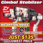 ZHIYUN Smooth Q Gimbal Stabilizer