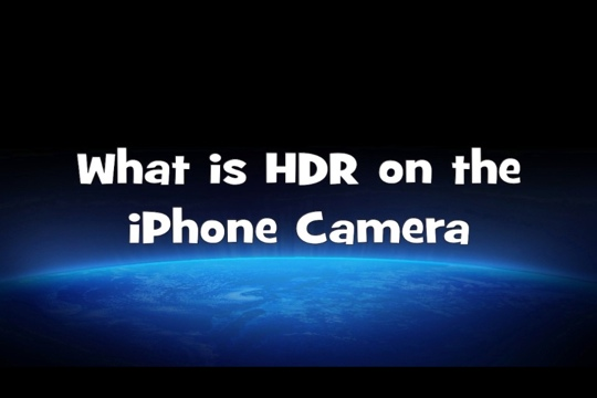 what is hdr on iphone camera what is hdr on iphone image comparison 19557