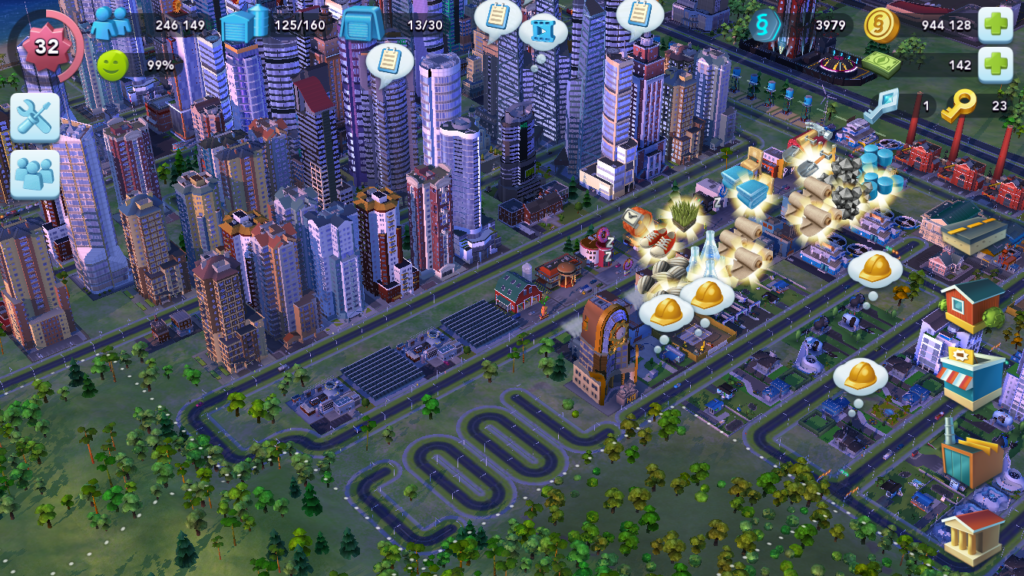 Simcity Buildit apk android, pc et ios